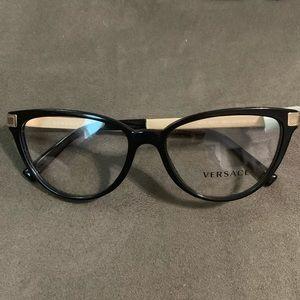 Versace eyeglass frames